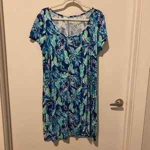 Lilly Pulitzer dress size XL